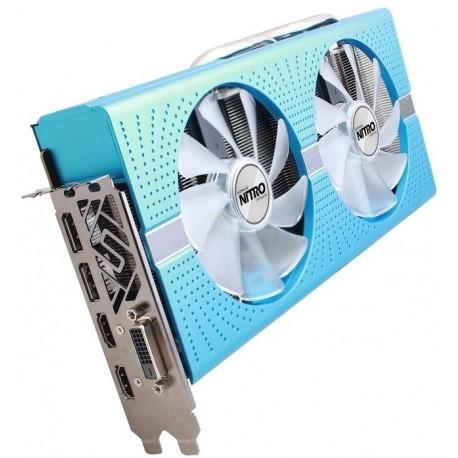 Sapphire Radeon RX 580 NITRO+ 8GB Special Edition  (11265-21)