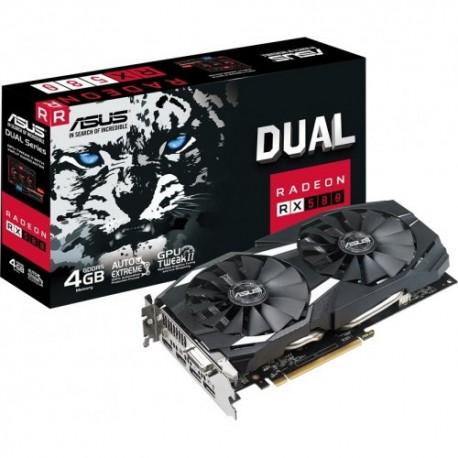 ASUS DUAL-RX580-4G