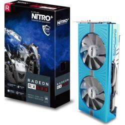 Sapphire Radeon RX 580 NITRO+ 8GB Special Edition (11265-39)
