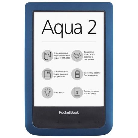 Pocketbook 641 AQUA 2 AZURE