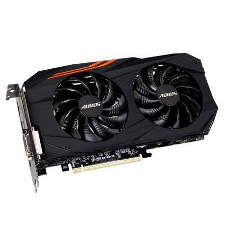 GIGABYTE Radeon RX 580 4G AORUS (GV-RX580AORUS-4GD)