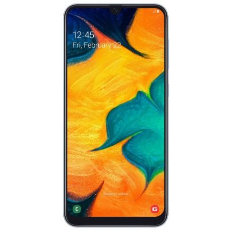 Samsung Galaxy A30 2019 SM-A305F 4/64GB White (SM-A305FZWO)