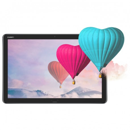 Планшет HUAWEI MediaPad M5 Lite 10 3/32GB LTE Space Grey (53010DHG)