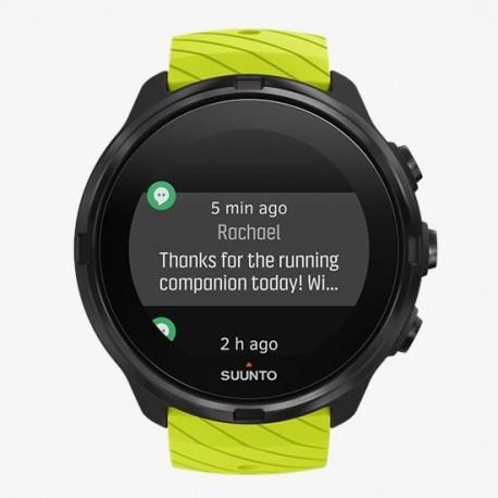 Смарт-часы Suunto 9 G1 LIME (SS050144000)