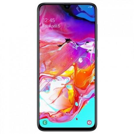 Смартфон Samsung Galaxy A70 2019 SM-A705F 6/128GB White (SM-A705FZWU)