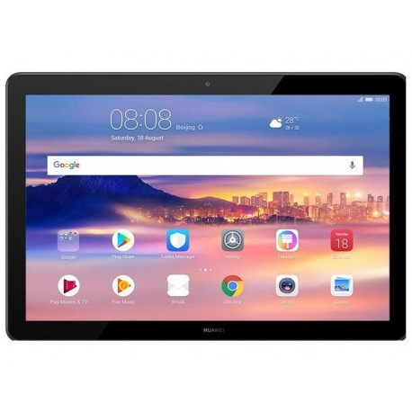 Планшет HUAWEI MediaPad T5 10 2/16GB LTE Black (53010DHL)