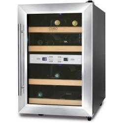 Винный шкаф Caso WineDuett 12