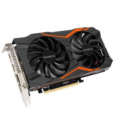 GIGABYTE GeForce GTX 1050 Ti G1 Gaming 4G (GV-N105TG1 GAMING-4GD)