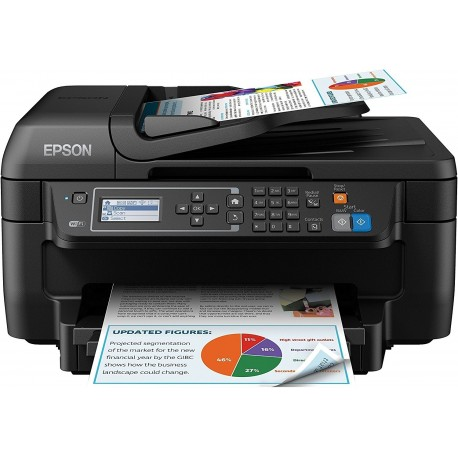 Epson WorkForce WF-2750DWF (C11CF76402)